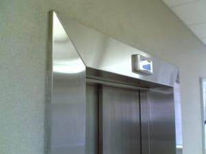 Обрамление лифтов